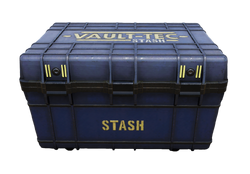 Fo76 Stash box standard