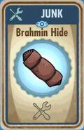 FoS Brahmin hide Card