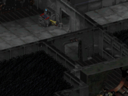 LA Vault Level 1 terminal
