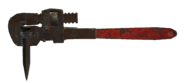 Puncturing pipe wrench FO4