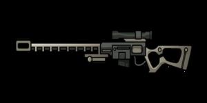 Sniper rifle FoS