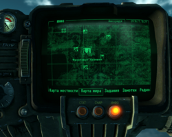 FO3 Battlefield Thenches wmap