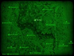 FO4 Линн-Вудс (карта мира)