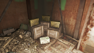 FO4 DiamondcityWarehouse intview3