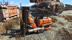 FO4 Forklift Atom Cats