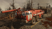 FO76 Lewisburg (Fire truck)