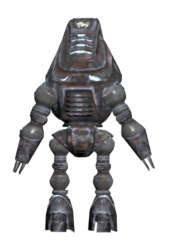 FO76 Protectron model