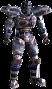 FOBOS Power armor