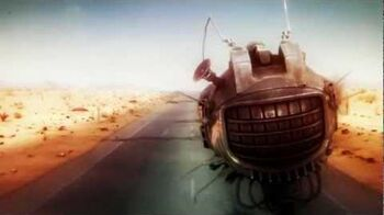 Fallout New Vegas E3 Trailer Fall 2010