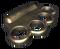Fo1 brass knuckles