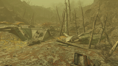 Fo4forgotchurchextern
