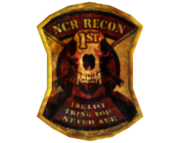 NCR 1st Recon