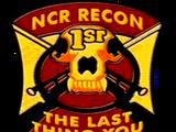 Берет 1-го розвідувального батальйону