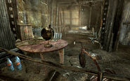 FO3 Billy Creel's house Maggie's room