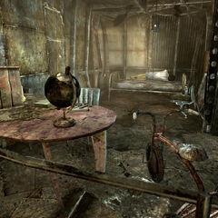 Кімната Меггі на другому поверсі