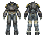 FO4CC X-01 power armor minutemen armored cavalry