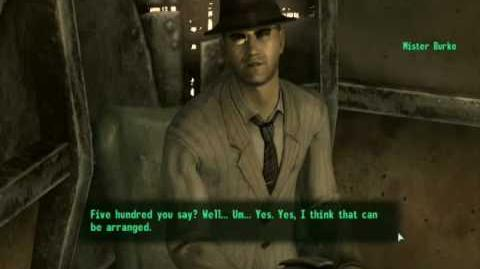 Fallout 3 - Seducing Mr