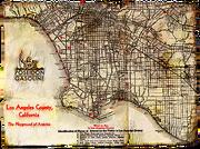 Fo1 Boneyard Townmap