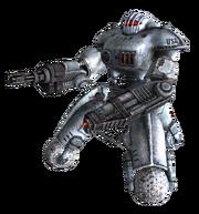 Fo3OA Winterized sentry bot