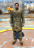 Fo4Scavenger Outfit male