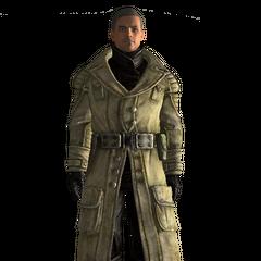 Полковник Отем у повний зріст