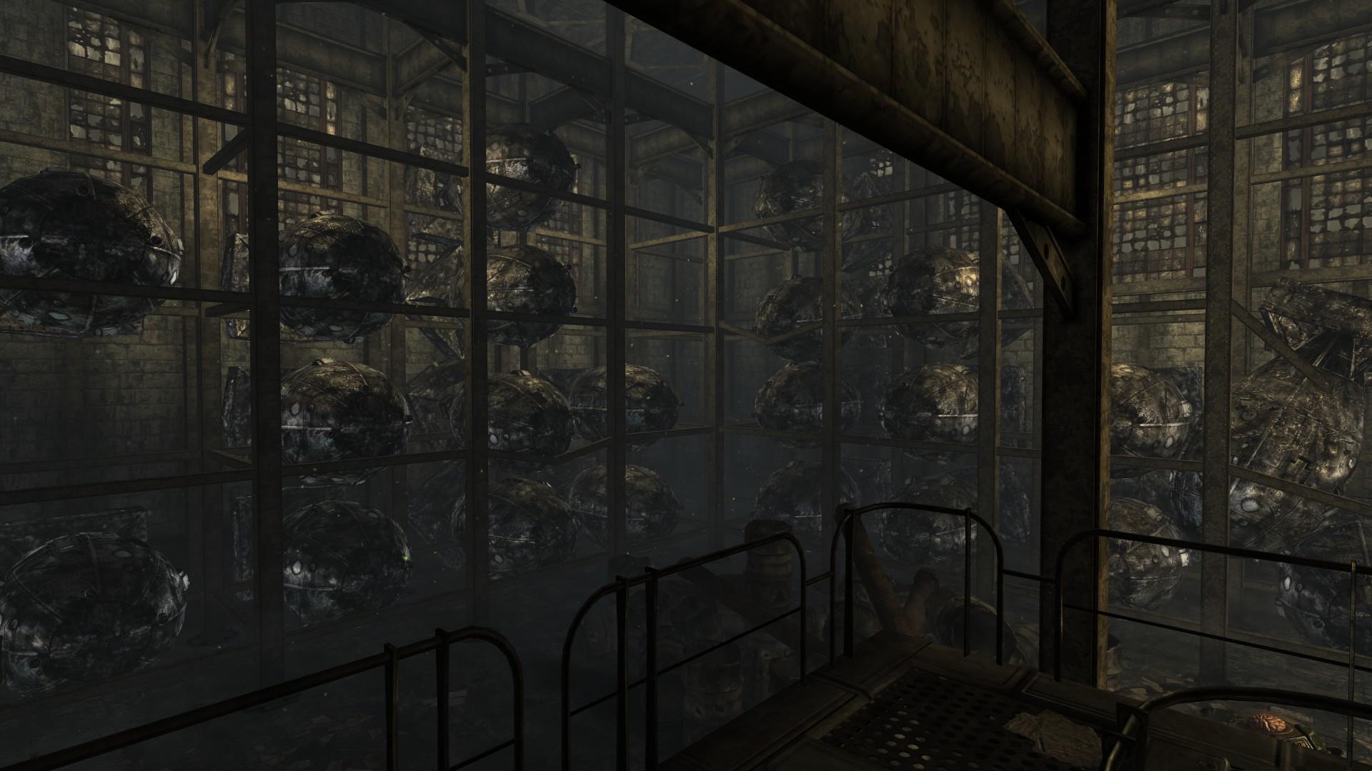 FC bomb storage