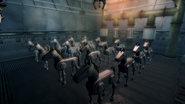 FO3MZ Research lab horses