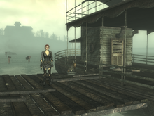 FO3PL Nadine in the Pilgrim's Landing
