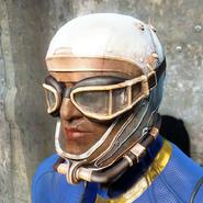 FO4 Лётный шлем