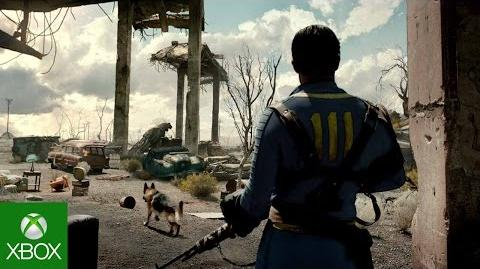 Fallout 4 – The Wanderer Trailer