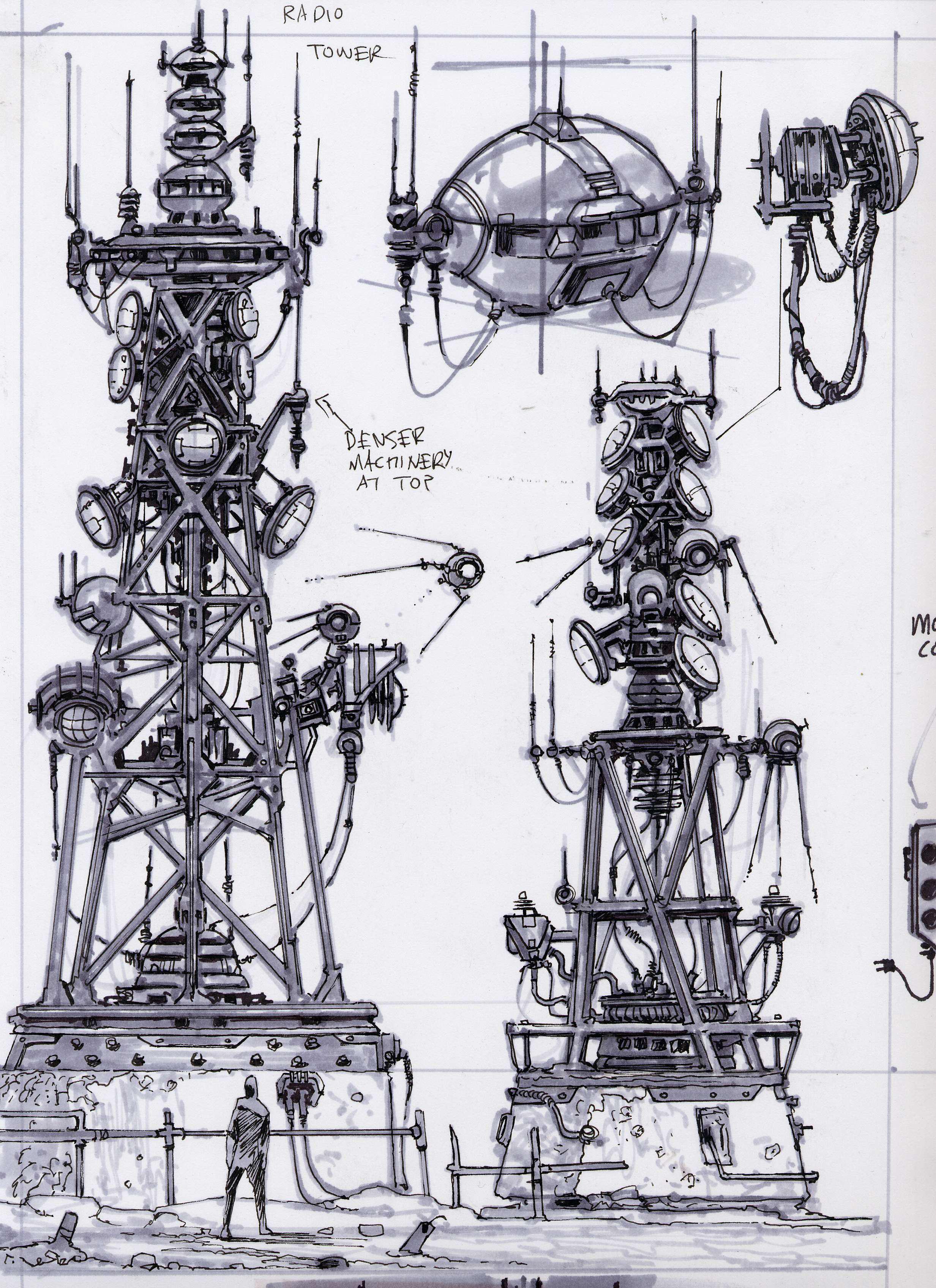 Radio Tower CA1
