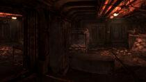 Vault 92 living quarters