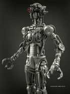 Assaultron concept art