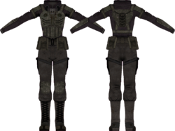 FNV Assassin Suit