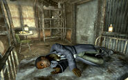 FO3 Harden Simms dreams
