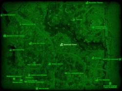 FO4 Брейкхарт-Бэнкс (карта мира)