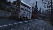 FO76 191020 Pick R Up truck and trailer