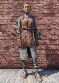 FO76 Engineer's Uniform