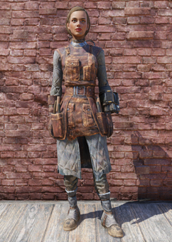 FO76 Engineer's Uniform