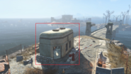 Fo4 Fort Strong paframe