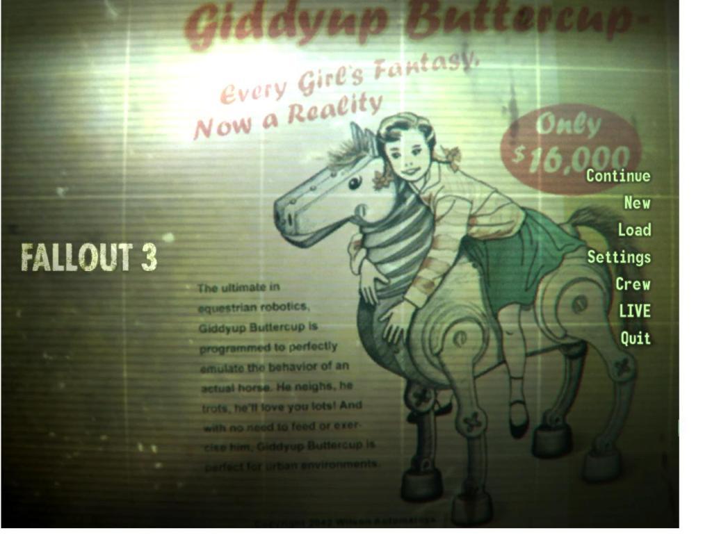 Fallout 3 Sexus throughout forum:an example of hidden sex in fallout 3 | fallout wiki