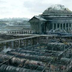 Jefferson Memorial concept art