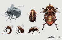 Art of Fallout 4 bloatfly