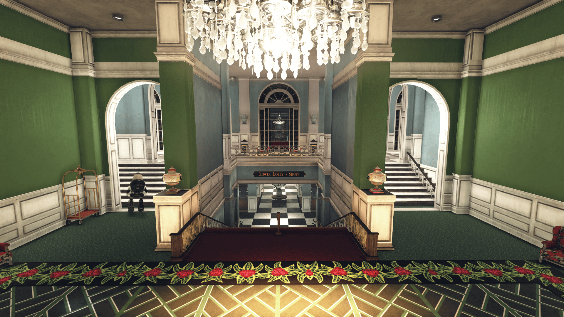 F76 The Whitespring Lobby