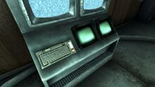 FO3 Vault 101 Overseer's terminal keyboard