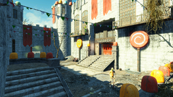 FO4NW King Cola's Court 1