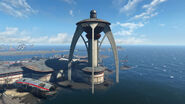 FO4 Boston Airport Control Tower