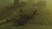 FO4 Radscorpion predator