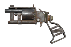 FO76 Pipe revolver