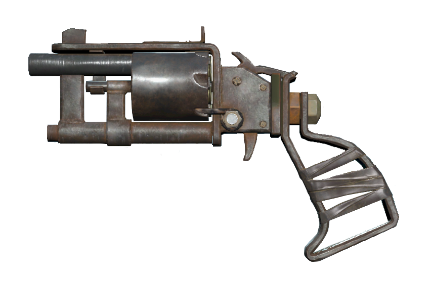 Pipe revolver (Fallout 76)   Fallout Wiki   FANDOM powered